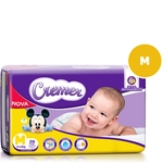 Fraldas Cremer Disney Baby M - 26 Unidades - Cremer
