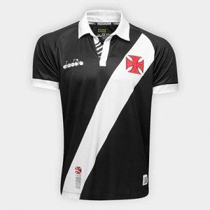 Camisa Vasco I 19/20 s/nº Torcedor Diadora Masculina
