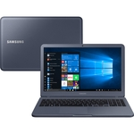 Notebook Samsung Expert X40 8ª Intel Core I5 8GB (Geforce MX110 com 2GB) 1TB HD LED 15,6'' Cinza