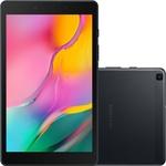 "Tablet Samsung Galaxy A 32GB 4G Tela 8"" Android Quad-Core  2GHz - Preto"