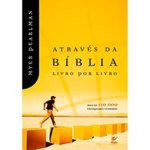 Através Da Biblia Livro Por Livro - Myer Pearlmean