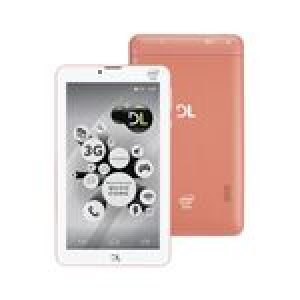 "Tablet Dl Tec Phone, Tela 7"", 3g, Dual Chip, 8gb, Função Smartphone, Android 5, Quad Core De 1.2 Ghz"