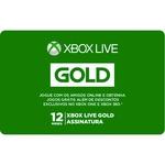 Gift Card Digital Xbox Live 12 Meses