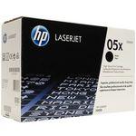 Toner HP CE505X 05x Preto P2055 P6500