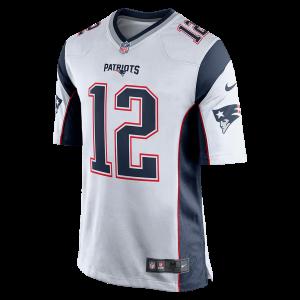 Camisa Futebol Americano Nike New England Patriots Masculina (Tom B...