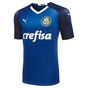 Camisa de Goleiro Palmeiras I Infantil 19/20 Puma