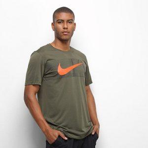 Camiseta Nike Dri-Fit Leg Swh + Block Masculina