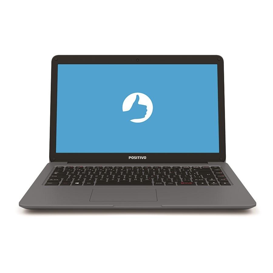 "Notebook Positivo Motion I3464Ai Core™ i3 Linux 14"" - CobaltGray"