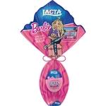 Ovo De Páscoa Barbie 166g Lacta