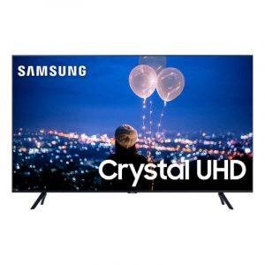 "Samsung Smart Tv 50"" Crystal Uhd 4k 2020 Un50tu8000 Borda Ultrafina V"