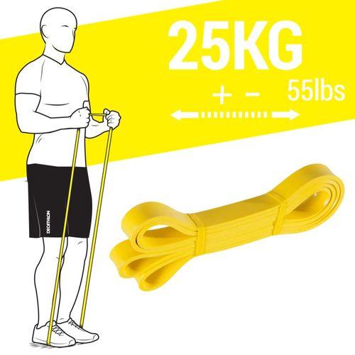 Super Band 25kg Elástico para Exercício Funcional e Alongamento - ELÁSTICO