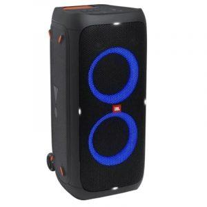 Caixa De Som Portátil Jbl Partybox310 Bluetooth Para Festas Com Efeit