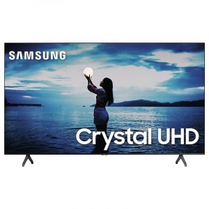 "Smart Tv Samsung 55"" Tu7020 Crystal Uhd 4k 2020 Bluetooth Borda Ultra"