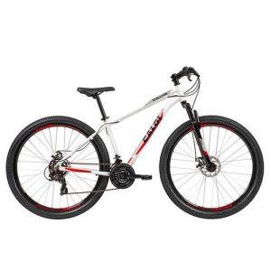 """Bicicleta Caloi Vulcan MTB ARO 29"""" - * caloi vulcan 29 branca, m"""