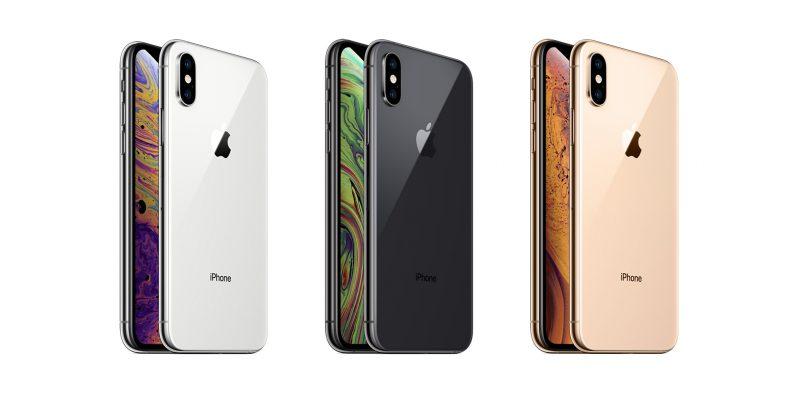 Qual a diferença do iPhone X para o iPhone XS