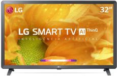 """Smart TV LG LCD 32"""" com Comandos de Voz por R$1.199,00"""