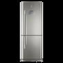 Geladeira/Refrigerador Frost Free Inox 454L  Bottom Freezer Electrolux (DB53X) (Entregue por Electrolux)
